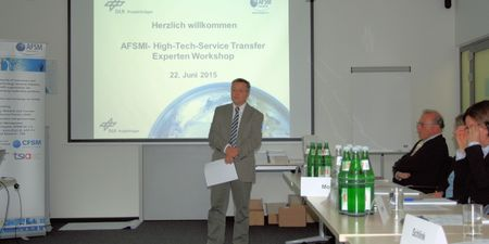 High-Tech-Service Transfer Experten Workshop