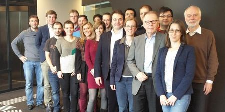 Horizon 2020 Rise_BPM Project - 2.nd Meeting at WU in Vienna